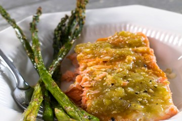 Lip-Smacking 3 Ingredient Salmon Steaks In The Crockpot