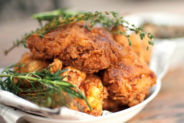 Buttermilk fried chicken is easy to make at home with these chef's secrets.