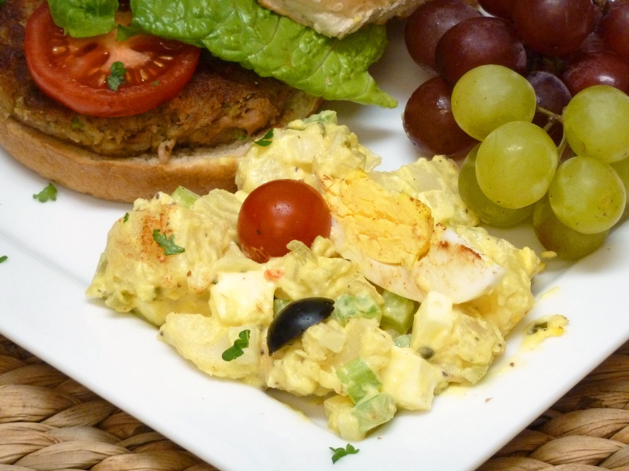 Grandma's Southern Potato Salad Recipe