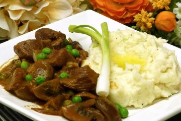 Irish American Lamb Stew Recipe is a Yankee version of hearty Irish Stew.