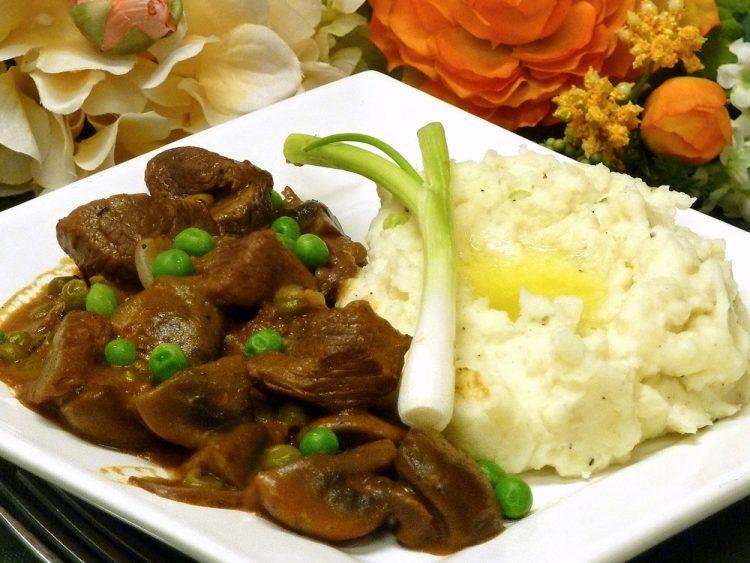 Irish American Lamb Stew Recipe is a Yankee version of hearty Irish Stew.
