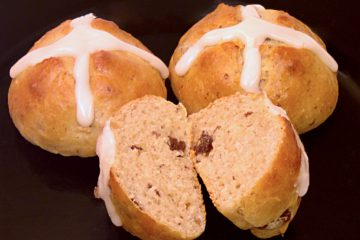 Hot cross buns are a favorite for Easter and Lent, but enjoyable year-round.