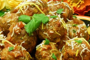 If you love Mexican food, you simply must try these Taco Meatballs.