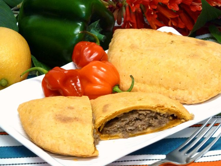 Authentic Jamaican Beef Patties are a deliciously spicy street food favorite of the Caribbean.