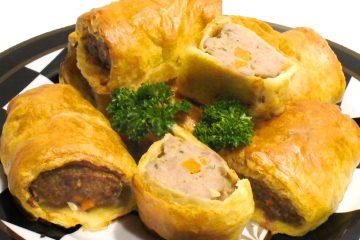 Sausage Rolls Recipe