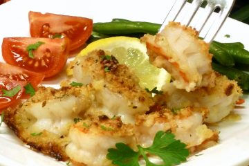Scrumptious baked shrimp scampi uses few ingredients and is quick to make.