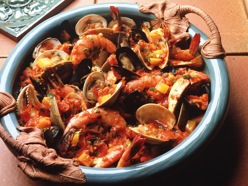 San Francisco Cioppino Recipe Peg S Home Cooking