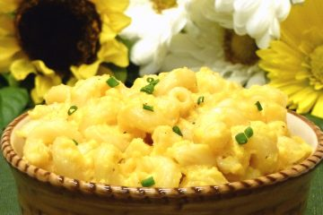 Fabulous Macaroni & Cheese is made on the stove-top in about 20 minutes. No baking needed!