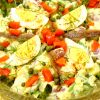 Asparagus Potato Salad will change your mind about the boring traditional standard.