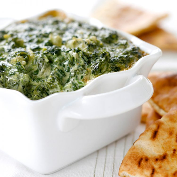 Spinach Mascarpone Dip is an elegant upgrade to a traditional classic.