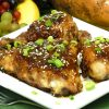 Pineapple Glazed Chicken brings the bright flavors of the islands home. So easy!